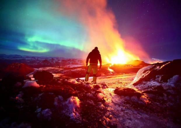 Alaska'da yanardağlar harekete geçti! - Page 1