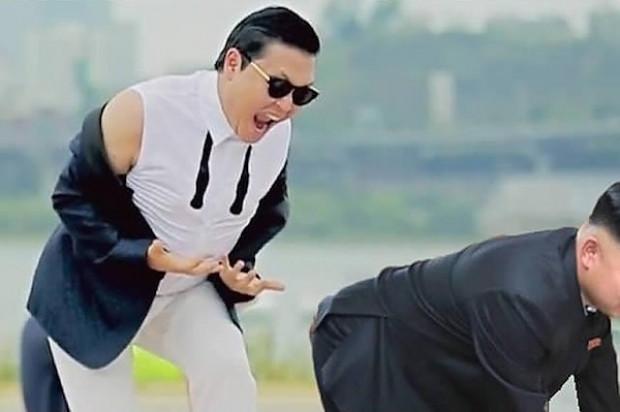 Kuzey Kore lideri Kim Jong Un'un eğilmiş haldeki fotosuyla dalga geçen 19 eğlenceli çalışma - Page 1