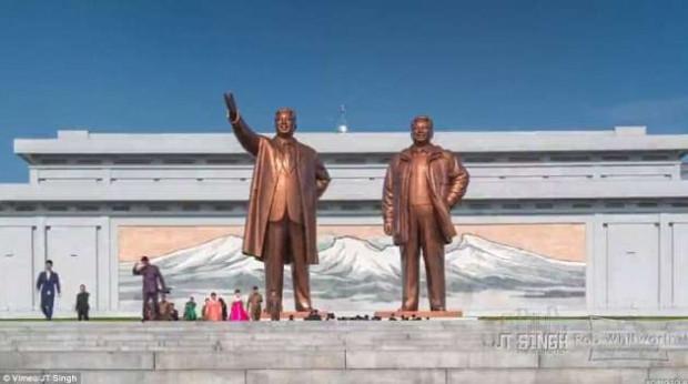 Kuzey Kore'de kimsenin bilmediği yaşam - Page 1