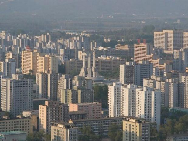 Kuzey Kore'nin 26 çarpıcı mimari örneği - Page 3