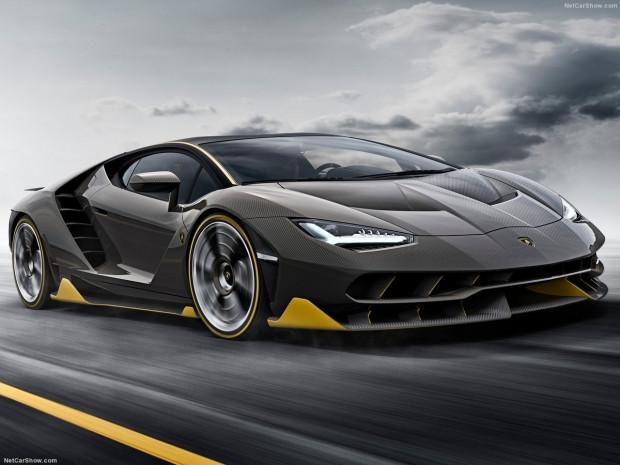 Lamborghini 2017 Centenario - Page 4