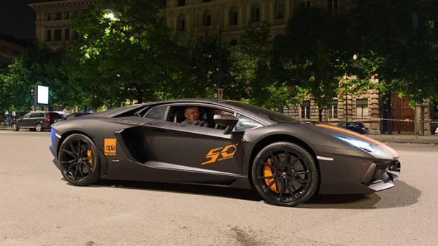 Lamborghini 50. yıldönümü - Page 1