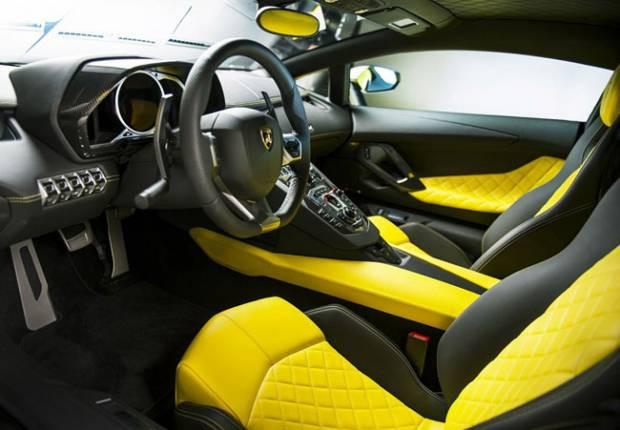 Lamborghini 50. yılını Avendator ile kutluyor - Page 1