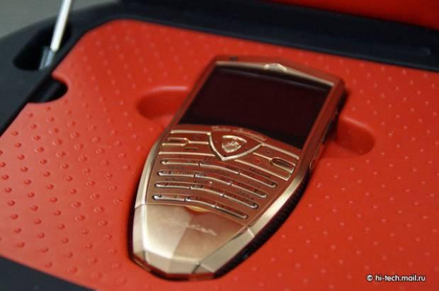 Lamborghini akıllı tablet ve telefonlar! - Page 2