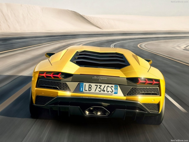 Karşınızda Lamborghini Aventador S 2017! - Page 1