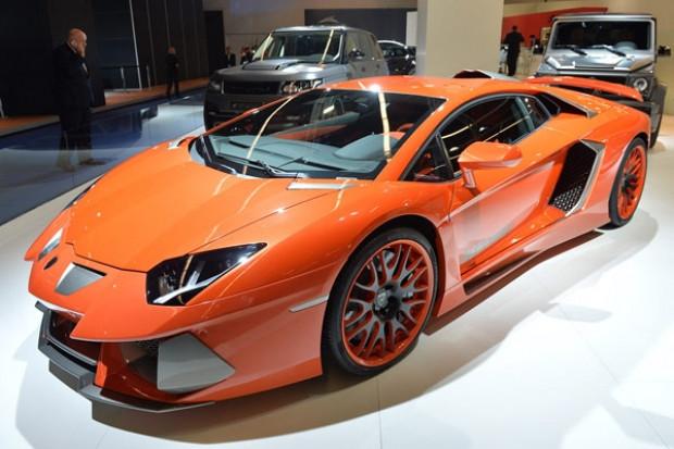 Lamborghini Aventador'a yeni versiyon - Page 2