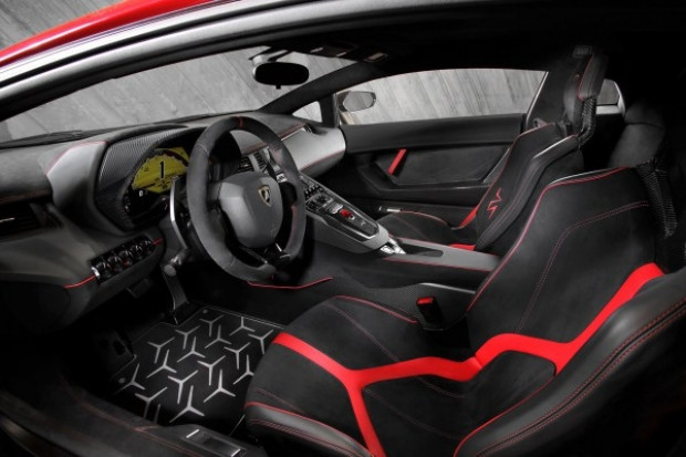 Lamborghini Aventador'a yeni versiyon - Page 3