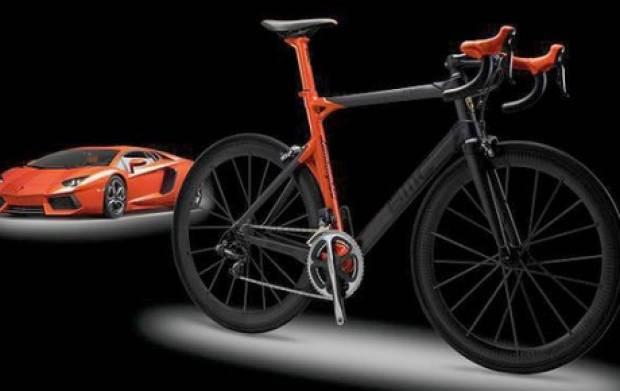 Lamborghini bisiklet yaparsa nasıl olur? - Page 1