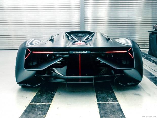 Lamborghini elektrikli süper spor otomobili Terzo Millennio - Page 2
