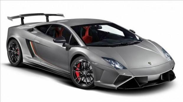 Lamborghini Gallardo LP 570-4 Squadra Corse - Page 1