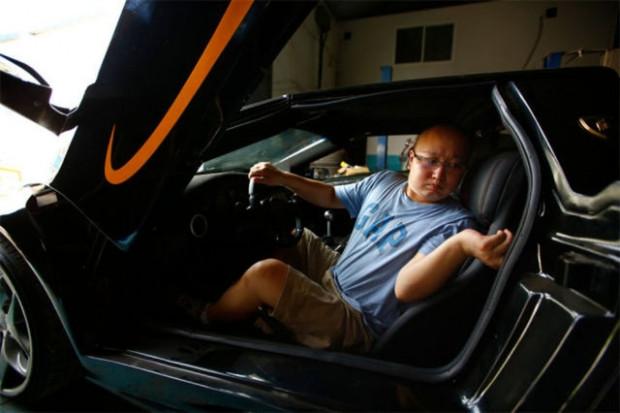 Lamborghini hayalini 4 yılda gerçekleştirdi! - Page 2