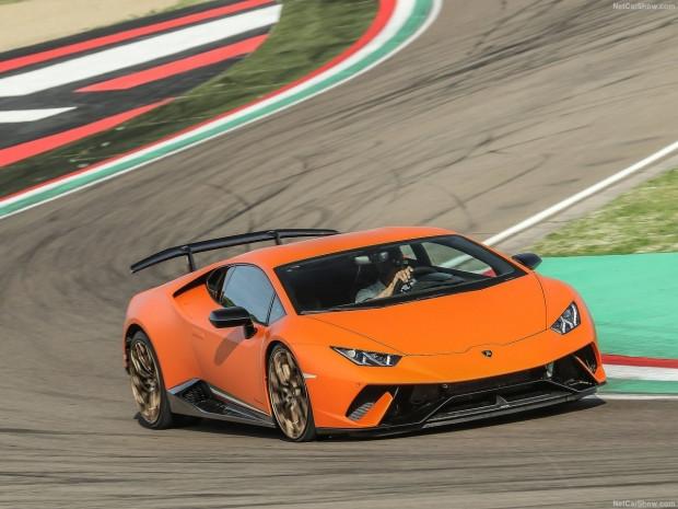 Lamborghini Huracan Performante 2018 göründü - Page 2