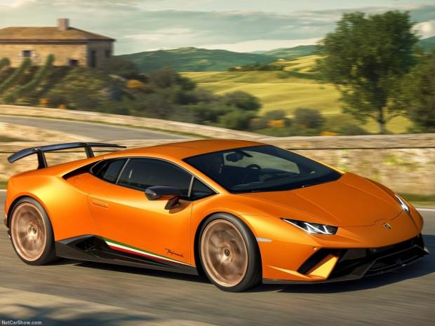 Lamborghini Huracan Performante 2018 göründü - Page 3