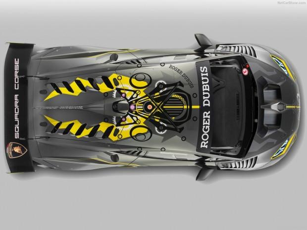 Lamborghini Huracan Süper Trofeo Evo Yarış arabası - Page 1