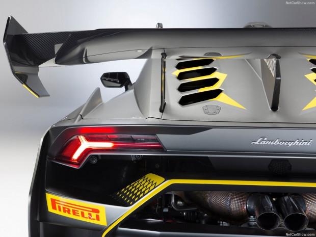 Lamborghini Huracan Süper Trofeo Evo Yarış arabası - Page 3