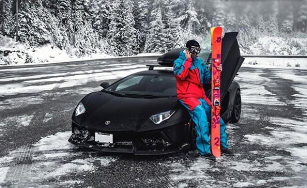 Lamborghini, kara kışa hazır! - Page 3