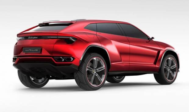 Lamborghini Urus yola çıktı - Page 1