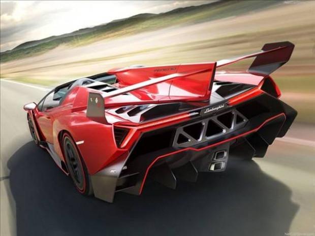 Lamborghini veneno roadster - Page 1