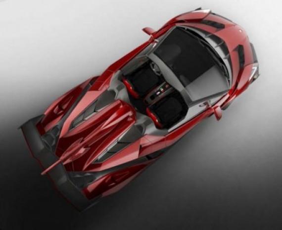 Lamborghini, yeni canavarı Veneno Roadster'ı tanıttı! - Page 3