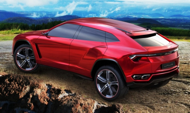 Lamborghini yeni SUV'u Urus! - Page 1