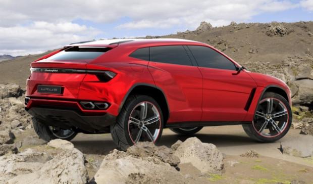 Lamborghini yeni SUV'u Urus! - Page 2