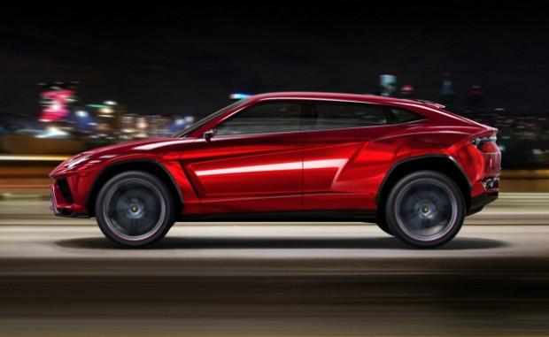 Lamborghini yeni SUV'u Urus! - Page 3