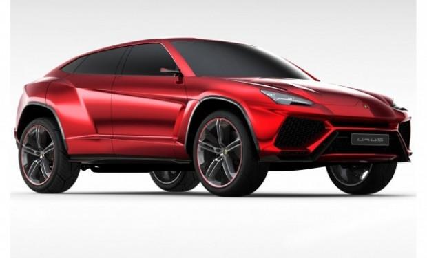 Lamborghini yeni SUV'u Urus! - Page 4
