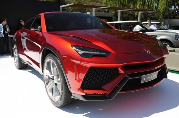 Lamborghini'nin SUV modeli geliyor - Page 2
