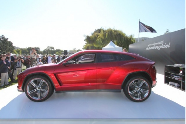 Lamborghini'nin yeni SUV'u URUS - Page 2