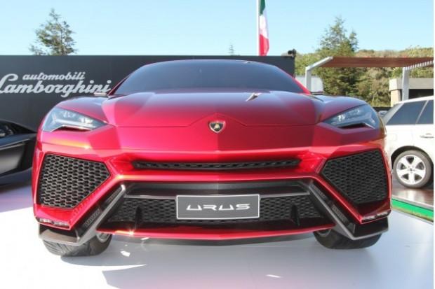 Lamborghini'nin yeni SUV'u URUS - Page 3