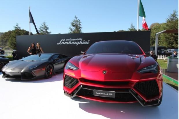 Lamborghini'nin yeni SUV'u URUS - Page 4