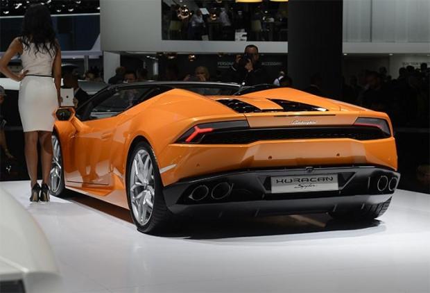 Lamborghini'nin yeni yıldızı - Page 1