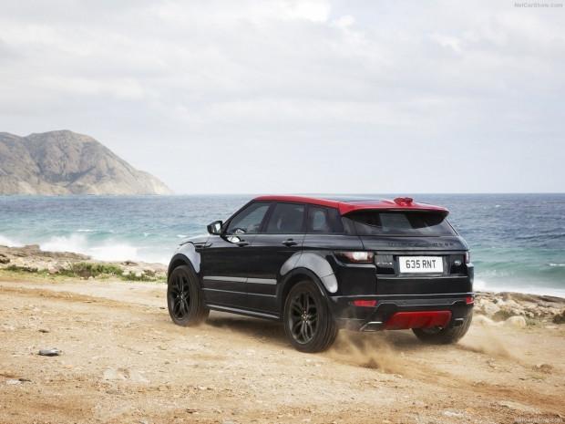 Land Rover 2017 Range Rover Evoque Ember sürümü - Page 1