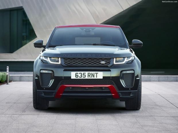 Land Rover 2017 Range Rover Evoque Ember sürümü - Page 2