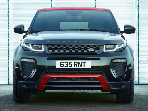 Land Rover 2017 Range Rover Evoque Ember sürümü - Page 3