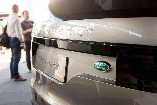 Land Rover Discovery vizyon kavramı! - Page 4