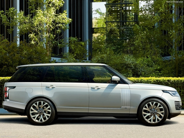 Land Rover Range Rover 2018 - Page 1