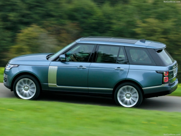 Land Rover Range Rover 2018 - Page 4