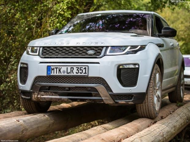 Land Rover Range Rover Evoque (2016) - Page 1