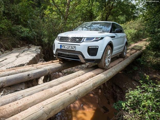 Land Rover Range Rover Evoque (2016) - Page 2