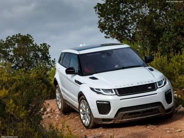 Land Rover Range Rover Evoque (2016) - Page 4