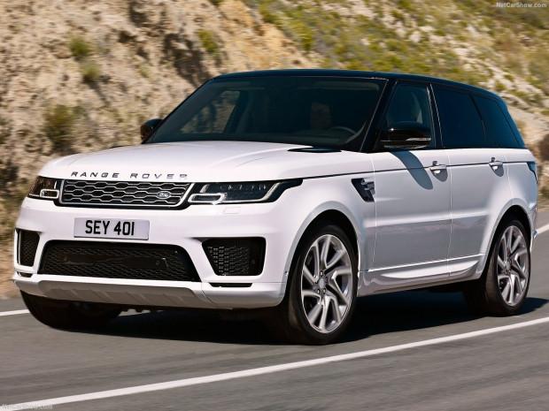 Land Rover Range Rover Spor PHEV 2018 - Page 4
