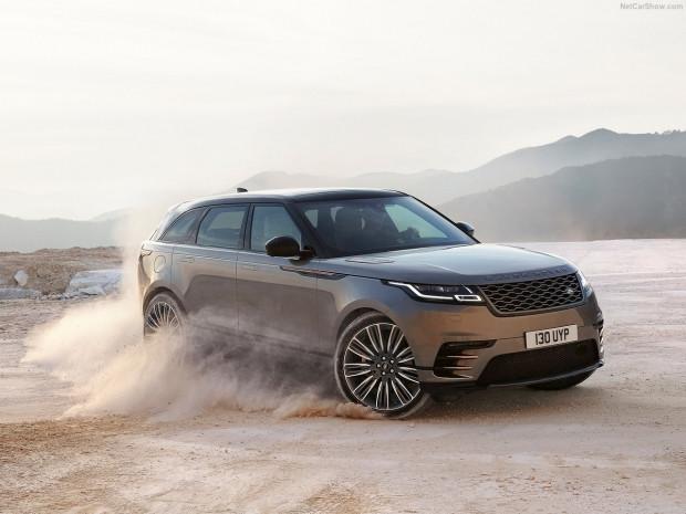 Land Rover Range Rover Velar 2018 - Page 3