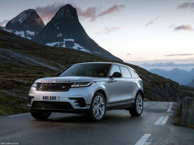 Land Rover Range Rover Velar 2018 - Page 4