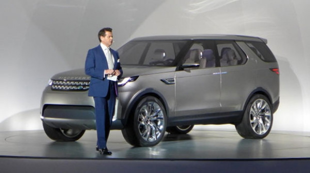Land Rover'ın yeni Vision Concepti Discovery! - Page 1