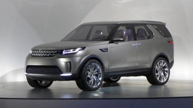 Land Rover'ın yeni Vision Concepti Discovery! - Page 2