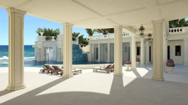 Le Palais Royal,Amerika'nın en pahalı evi! - Page 2