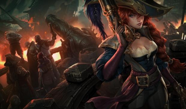 League of Legends'da büyük yenilik - Page 2