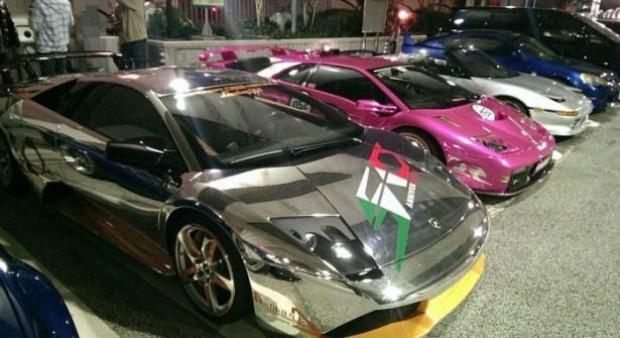 Ledler ile dizayn edilen Lamborghini'ler - Page 3