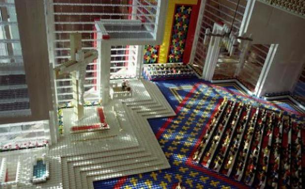 LEGO çılgınlığı film oldu! - Page 4